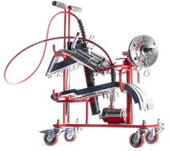 WE3 - Wheel Extractor ( WE I + WE II)